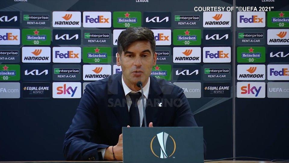 """Fonseca: """"il secondo tempo di Manchester ci ha condannato"""""""