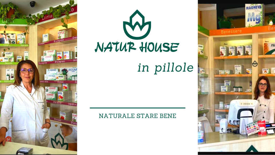 NaturHouse in pillole - Detox