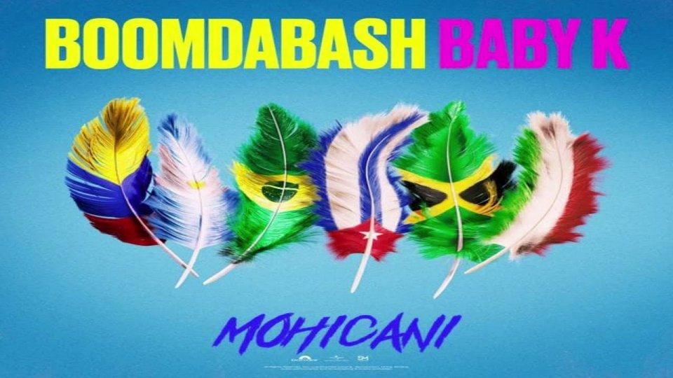 Sarà Mohicani la nuova Hit dell'estate?