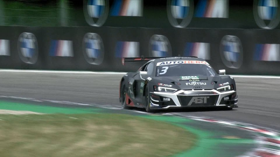 DTM, Monza: van der Linde trionfa in Gara2