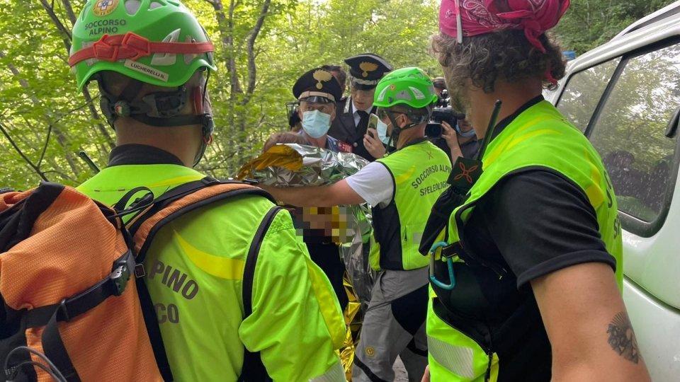 foto @corpo nazionale soccorso alpino e speleologico