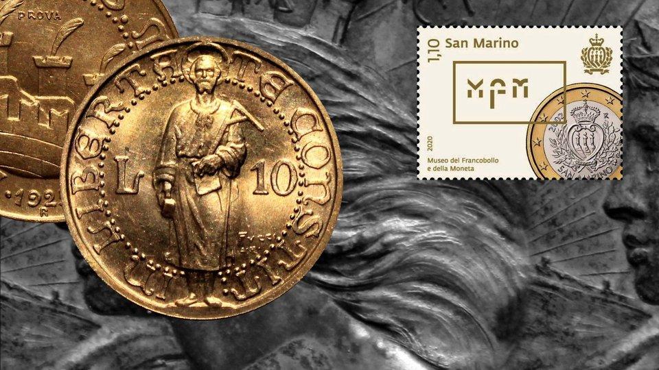 A San Marino il museo dei francobolli e delle monete