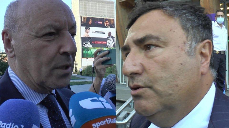 Nel video l'intervista a  Beppe Marotta e  Joe Barone