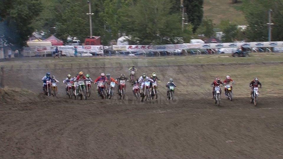 Domenica di gare per il Motocross Vintage, 160 i partecipanti alla Baldasserona