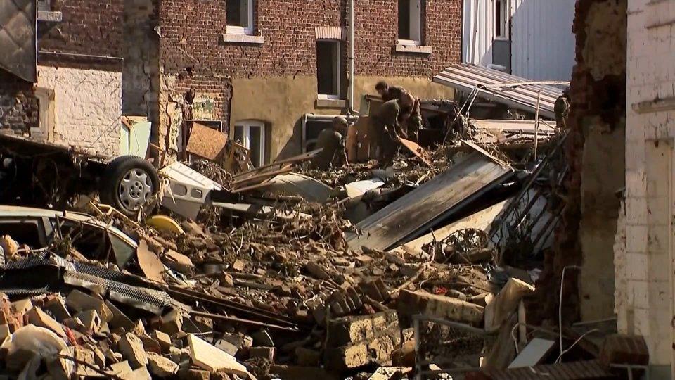 Maltempo in Europa: continua a salire il bilancio delle vittime in Germania e Belgio
