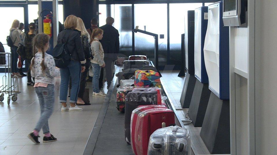 """Rimini: 12 mln in arrivo per l'aeroporto """"Fellini"""""""