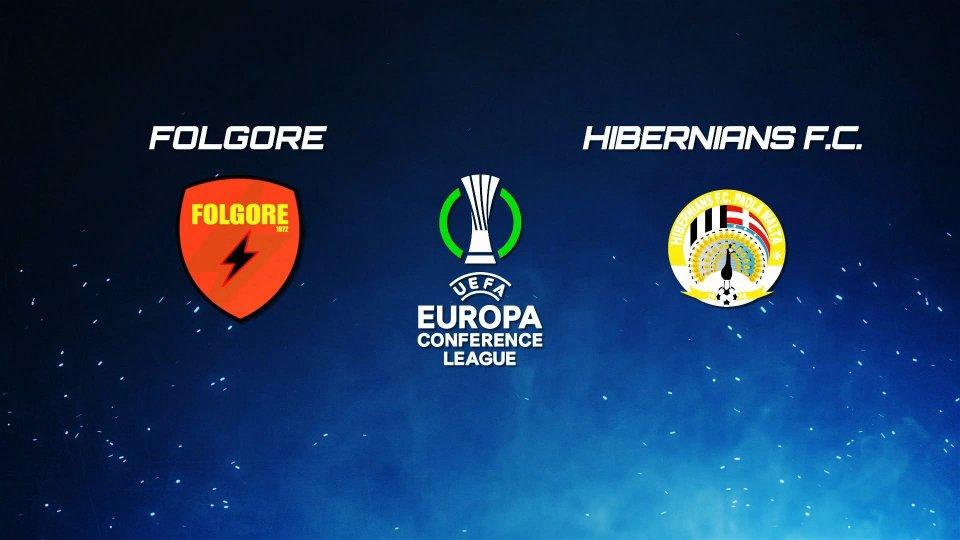 Conference League: alle 21 la diretta di Folgore - Hibernians