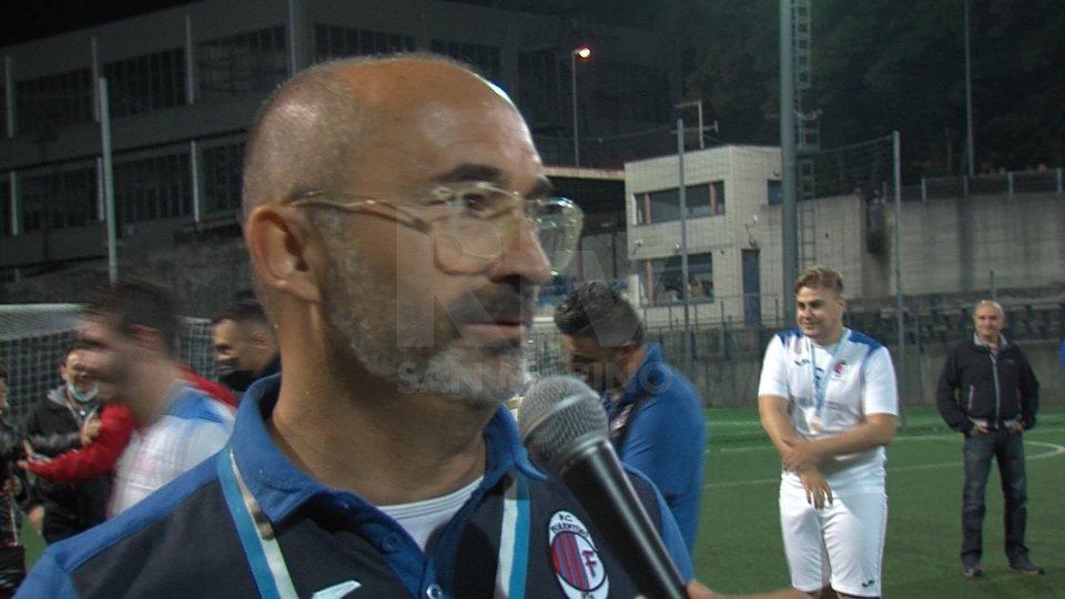 Fiorentino Futsal: esonerato il tecnico Stefano Fallini