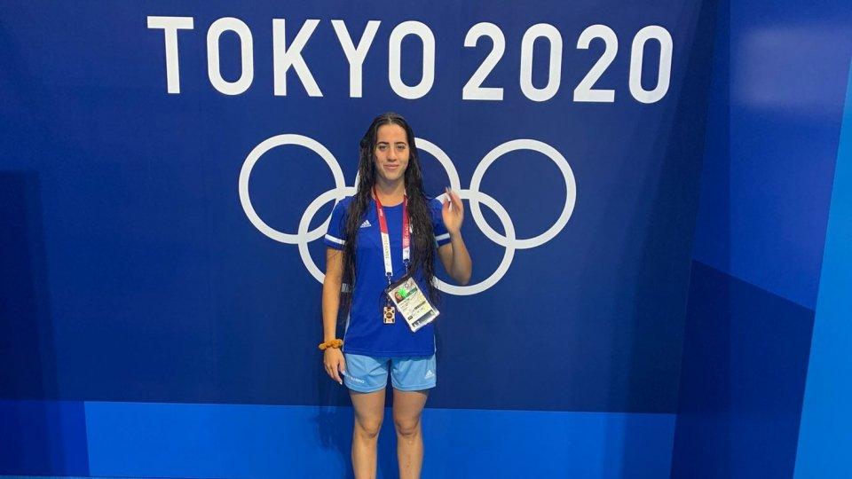 San Marino debutterà ai giochi olimpici con Valloni il 26 luglio