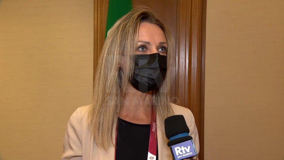 Nel video l'intervista a Valentina Vezzali, sottosegretario allo sport
