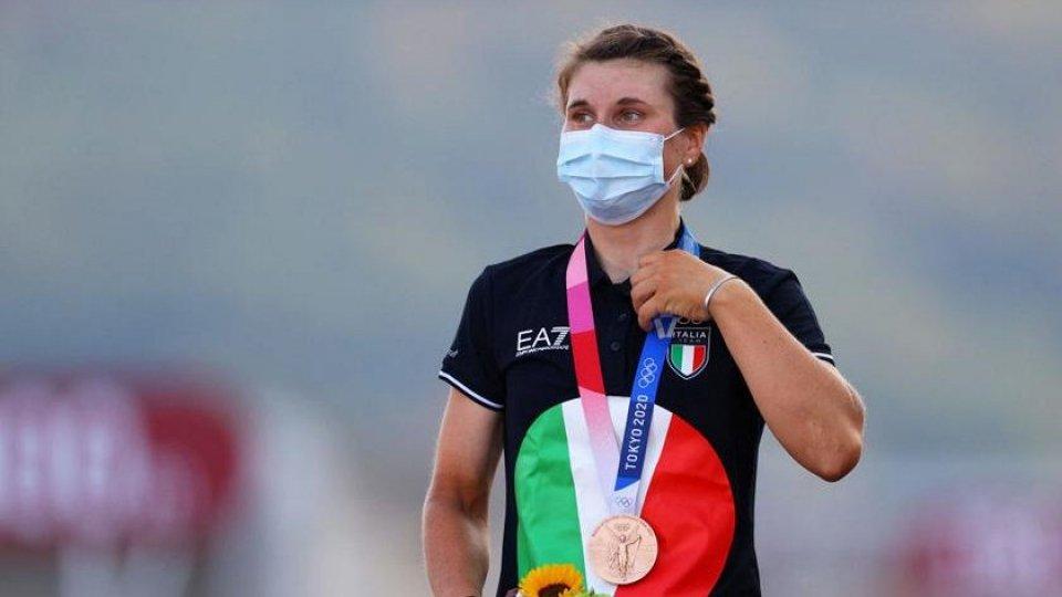 Elisa Longo Borghini - ph: @raisport