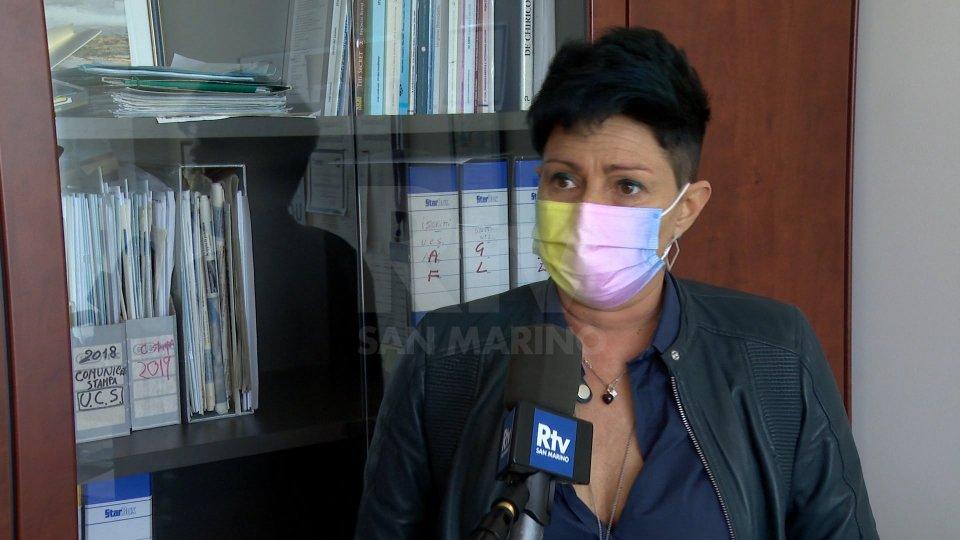 Francesca Busignani (foto archivio)