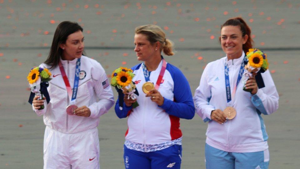 Perilli porta San Marino nell'Olimpo dello sport: il plauso della FSGC