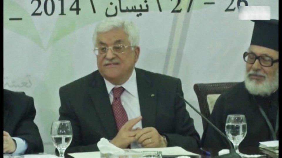 Abu Mazen (foto archivio)