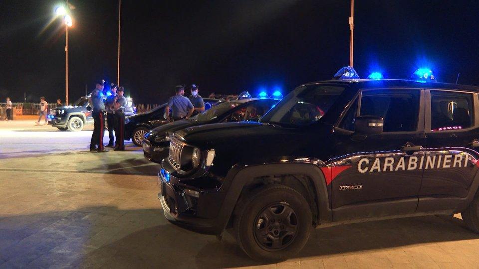 Rimini, intensificati i controlli: quattro arresti e quattro denunce
