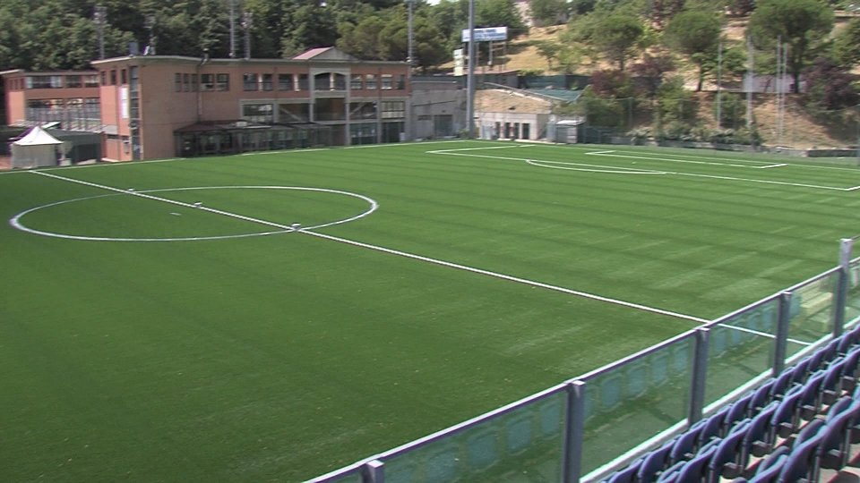 Montecchio: ecco il nuovo terreno di gioco