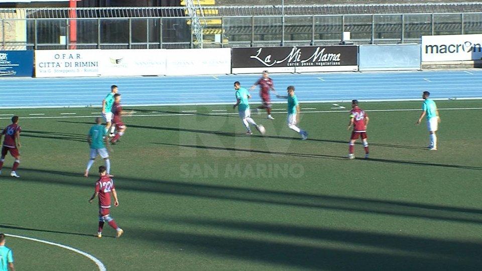 Nazionale: il test con il Rimini finisce 0 a 0