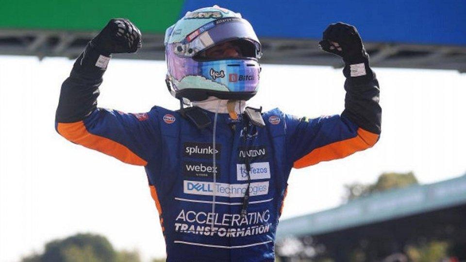 Daniel Ricciardo - ph: @raisport