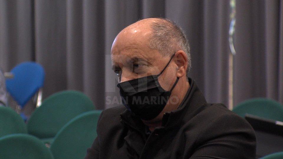 Claudio Podeschi in aula