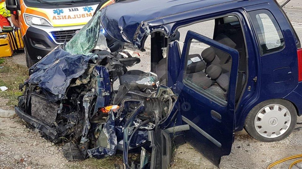 Video dall'incidente