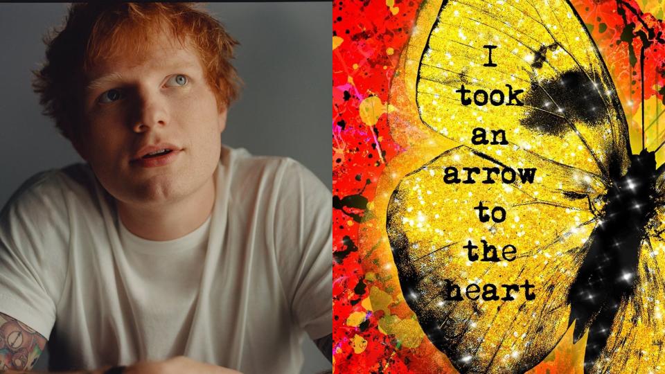 """Ed Sheeran celebra l'amore passionale con """"Shivers"""""""