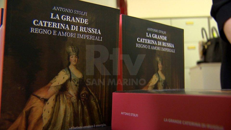 """Il libro """"La Grande Caterina di Russia"""""""