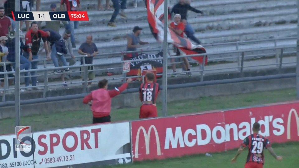 Guarda il gol di Nicola Nanni