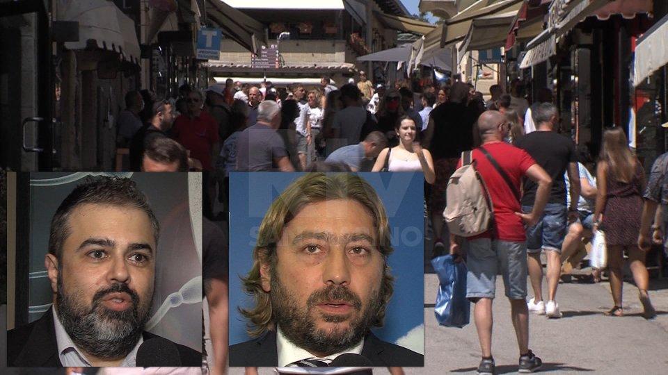 Nel video le interviste a Andrea Giani, Rete Desk e Federico Pedini Amati, Segretario di Stato per il Turismo.
