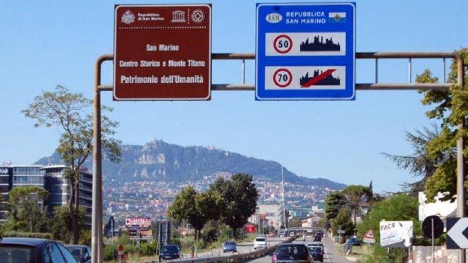 Rotonde sulla Supestrada Rimini-San Marino: Canti incontra il Responsabile Aziendale ANAS