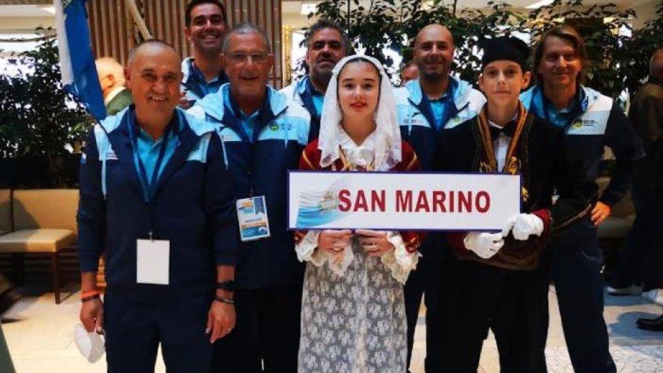 San Marino al Mondiale Mare da Natante