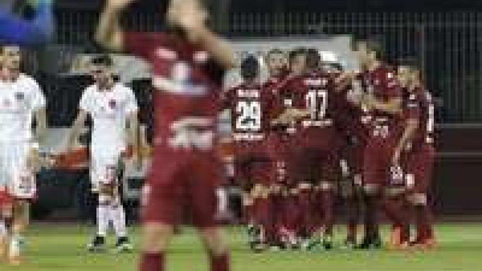Serie B: Perugia, pari in rimonta a Trapani