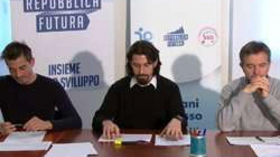 Matteo Ciacci, Tony Margiotta e Roberto GiorgettiAdesso.sm: buona la prima, soddisfazione per il bilancio e primi passi in agenda