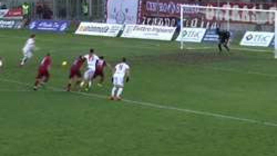 Fano – Padova 1-1Serie C : Il Fano viene ripreso al 94esimo su rigore dalla capolista Padova