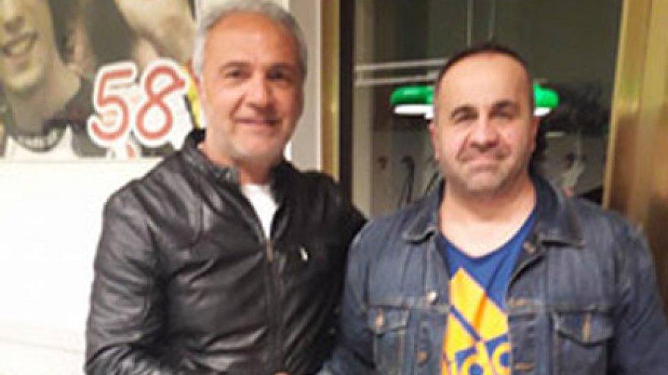 Daniele Baldi con Massimiliano Venturi