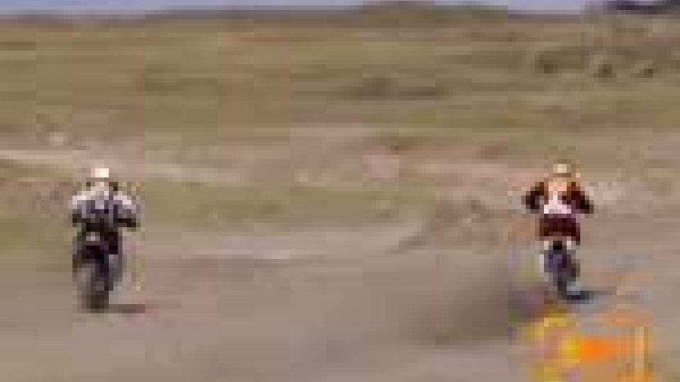 Dakar, l'acuto delle KTM nella seconda tappa
