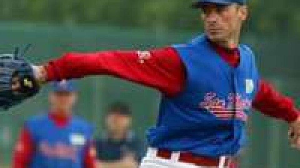 Baseball: il ritiro di Luca Martignoni, l'intervista