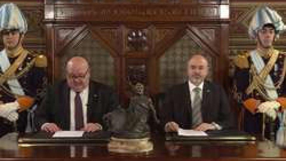 Marino Riccardi e Fabio BerardiLa Reggenza chiede uno scatto d'orgoglio