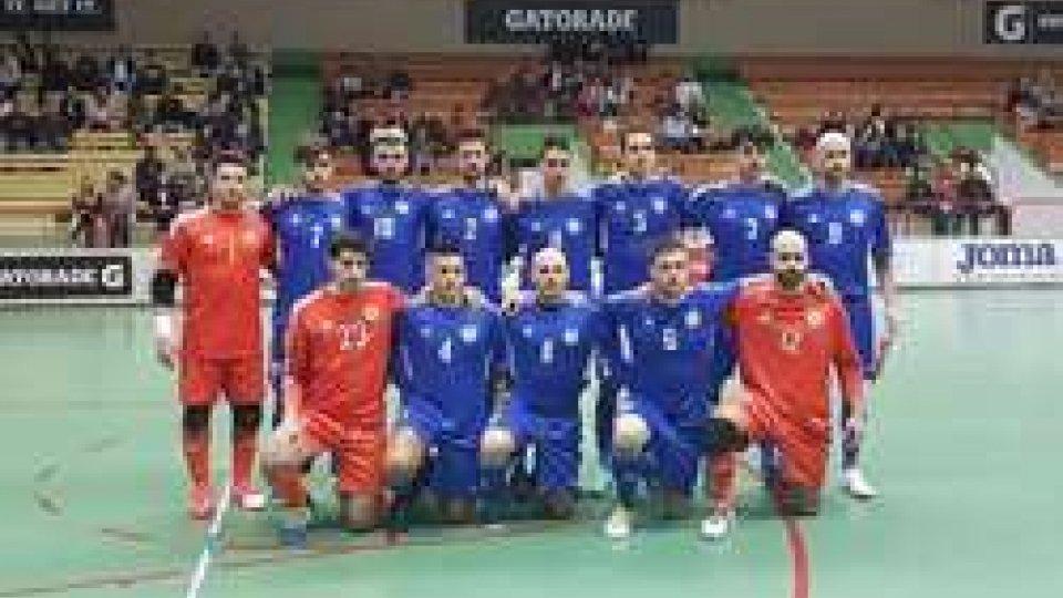 Futsal: Nazionale pronta al test con l'Alma Fano