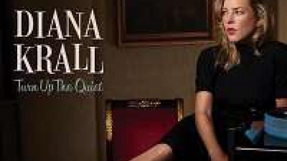 Diana Krall, il 5 maggio arriva album