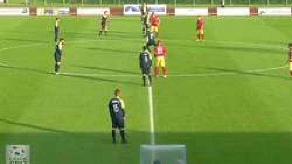 Santarcangelo AlbinoleffeSantarcangelo: torna alla vittoria, supera per 2 a 0 l'Albinoleffe