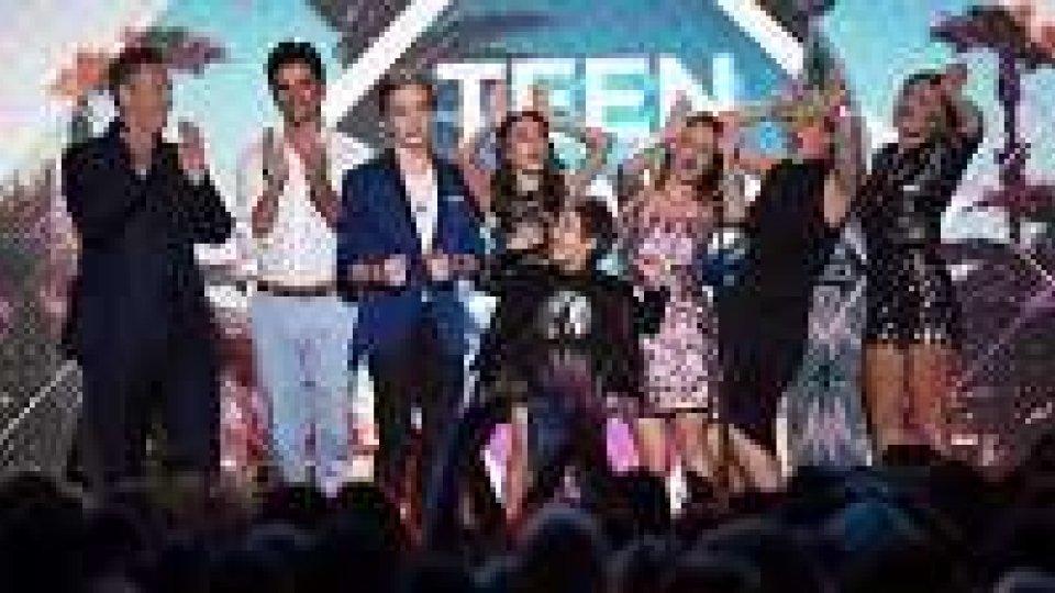 Bieber, Gomez, Timberlake.... ecco chi ha vinto i Teen Choice Awards 2016