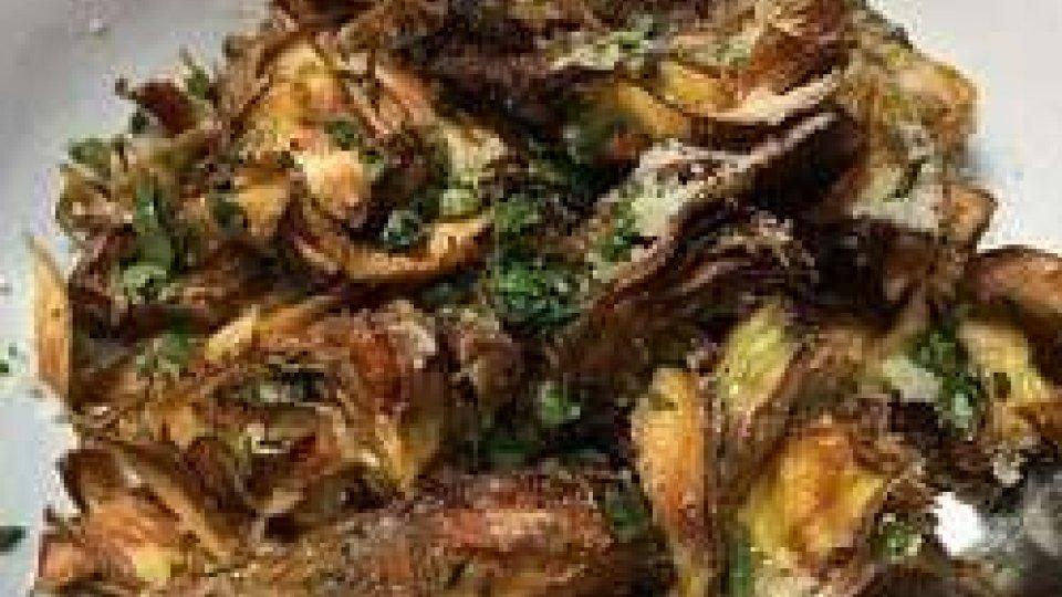 Cucina Veg:CARCIOFI CROCCANTI ALLA PAPRIKA AFFUMICATA