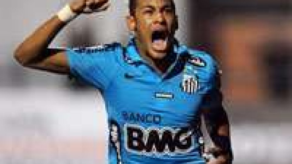 Neymar vince ancora Pallone d'oro Sudamerica