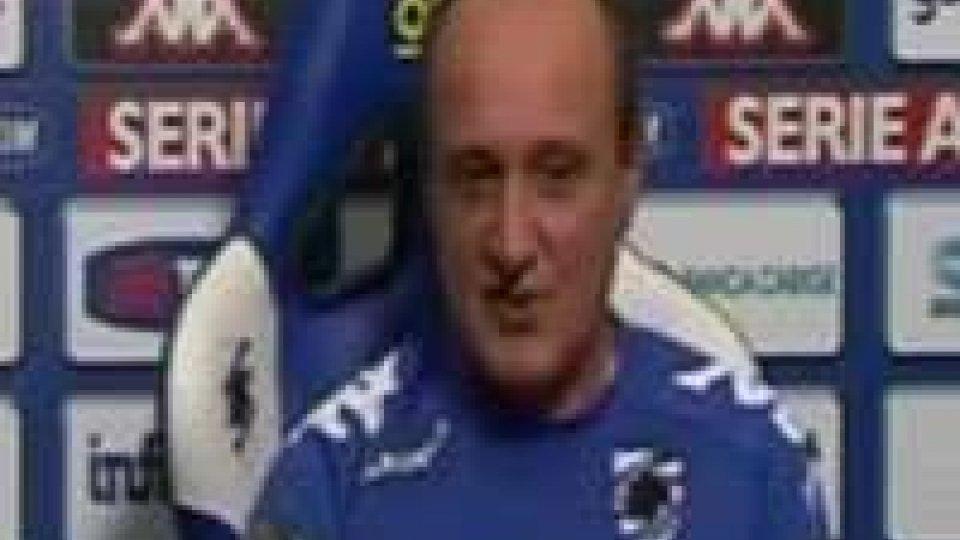 Le prime parole di Delio Rossi: nuovo allenatore della Sampdoria