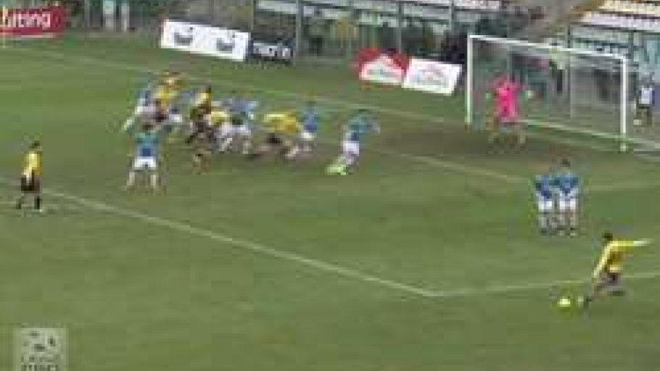 Modena-FeralpiSalò 4-1Modena-FeralpiSalò 4-1: Popescu e Basso per la goleada emiliana