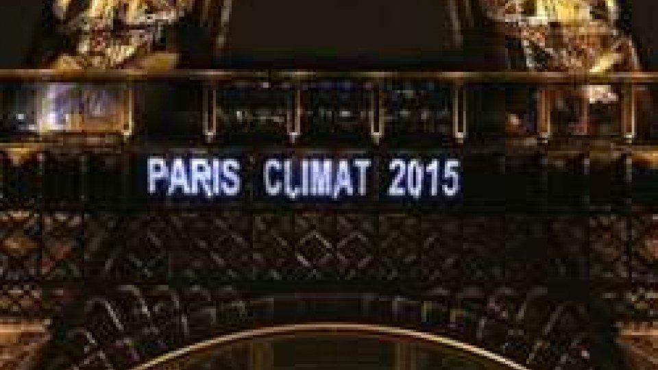 La Reggenza a Parigi per l'apertura della conferenza ONU sui Cambiamenti Climatici COP21La Reggenza a Parigi per l'apertura della conferenza ONU sui Cambiamenti Climatici COP21