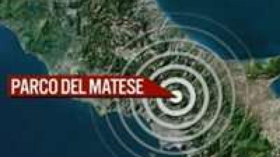 Sciame sismico: notte di paura in Campania
