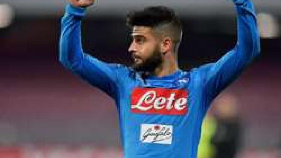 Lorenzo InsigneCoppa Italia: Insigne regala i quarti al Napoli, 1-0 sull'Udinese