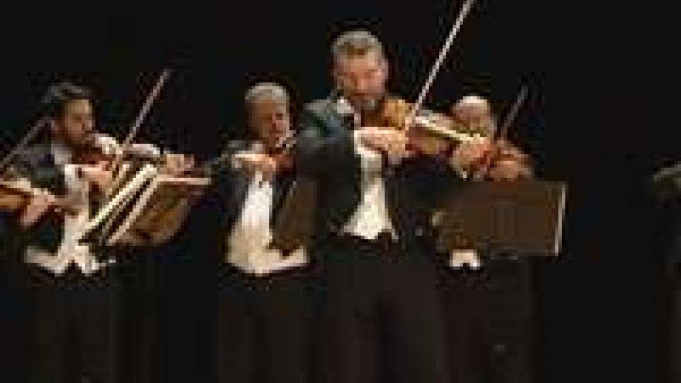 """Teatro Titano: """"Le quattro stagioni"""" con i Cameristi dell'Orchestra Sinfonica Abruzzese"""