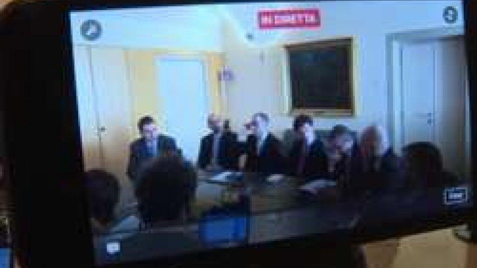 """La conferenza stampa in diretta FbCongresso: """"Snellimento nelle procedure, trasparenza verso i cittadini"""""""